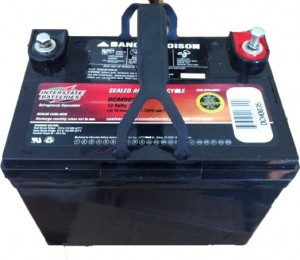 Interstate Marine Battery
