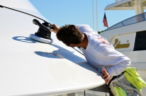 Winterizing A Boat