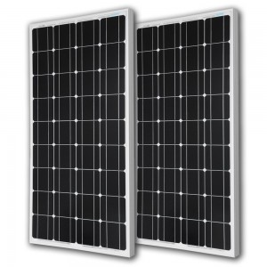 Marine Solar Panel Trickle Charger