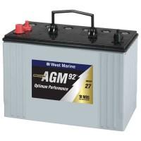 Dual Purpose AGM Battery