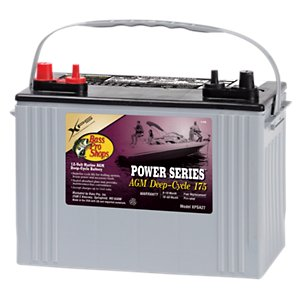 Bass Pro Power Series Trolling Motor Batteri