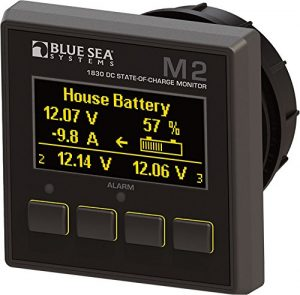 Blue Sea Battery Monitor