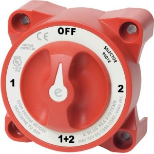 Blue Sea System Marine Battery Switch