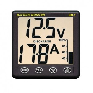 Clipper Marine Battery Monitor