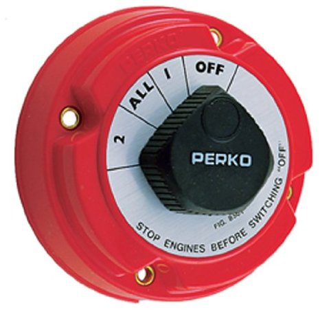 Perko Marine Battery Switch