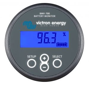 Victron Monitor battery