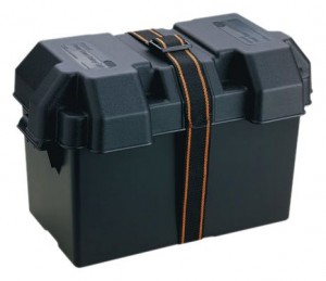 Attwood Marine Battery Box Tray