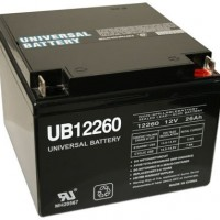26 AH Marine Rechargeable Battery