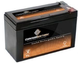 Chrome Piranha Battery