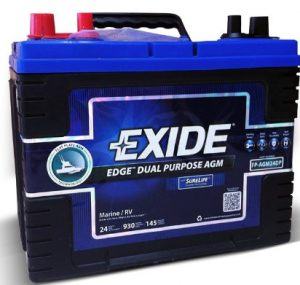 Exide Marine Battery