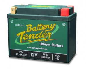 Battery Tender Lithium Marine Battery