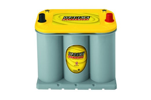 Optima Yellow Top Car Battery