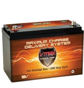 VMAX Solar Battery 12V