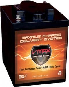 VMAX Solar Battery