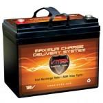 VMAX Solar AGM Battery