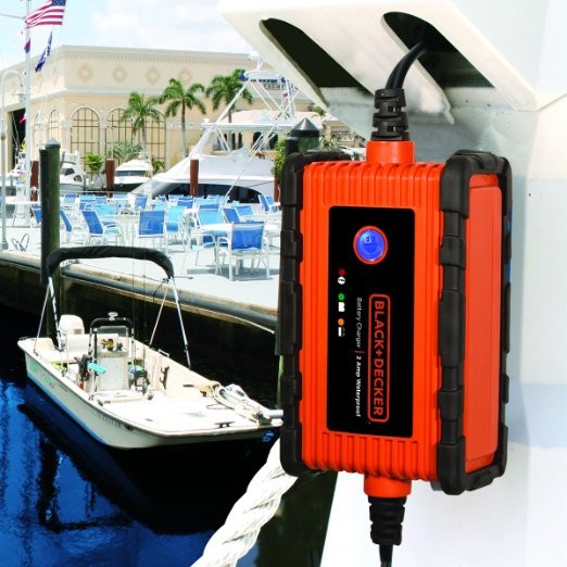 Waterproof Marine Batter Charger