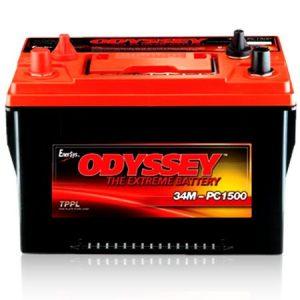 Odyssey Marine Batteries