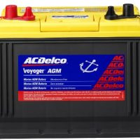 AC Delco Voyager Marine Battery