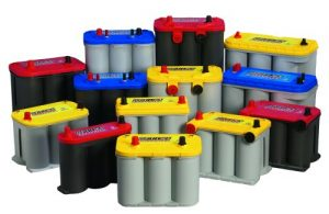 Optima Marine Batteries