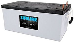 Lifeline 8D Marine Battery